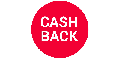 cashback in a square
